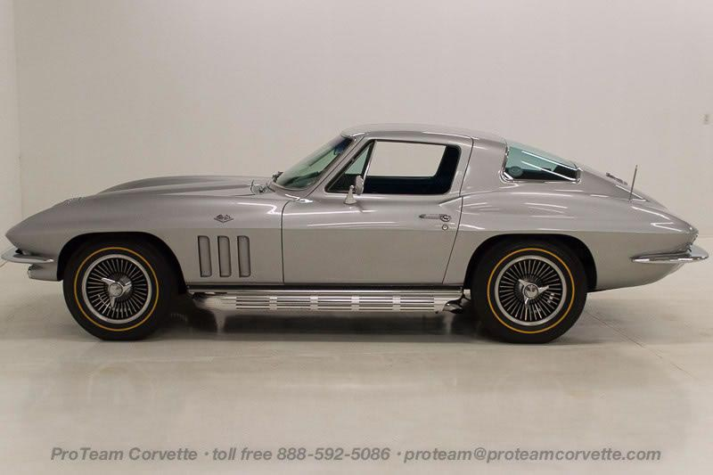 Own a COPO 1966 Corvette Coupe Built for a Corvette Hall of Famer