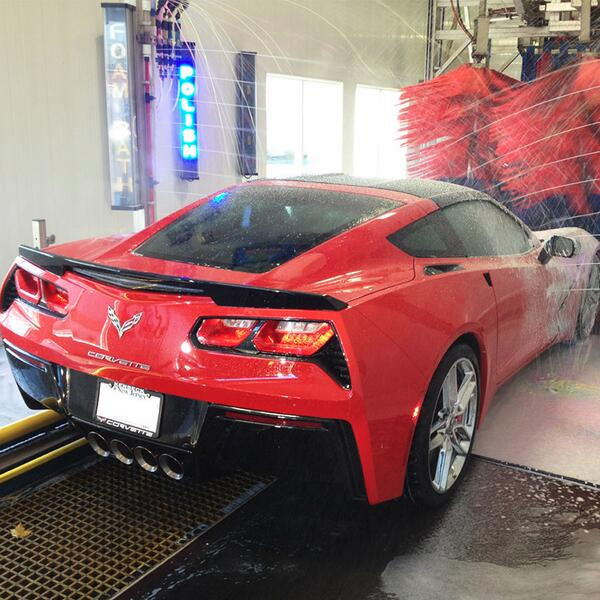 [POLL] How Do You Wash Your Corvette?
