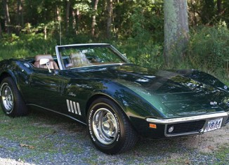 [VIDEO] Classic 1969 Corvette Back on the Road After Being Flooded by Superstorm Sandy