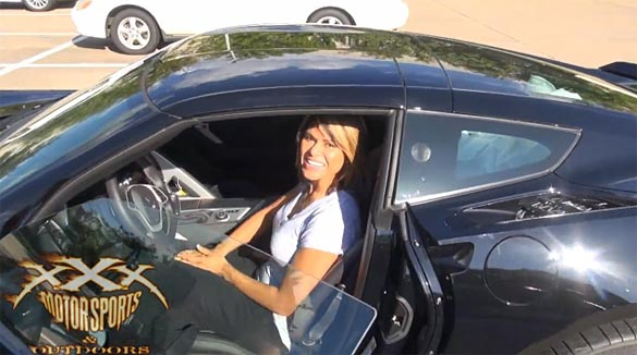 [VIDEO] Man Surprises Girlfriend with a C7 Corvette Stingray