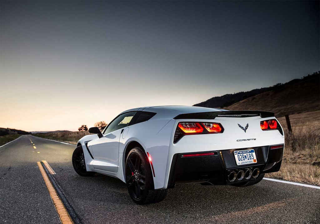 2014 Corvette Stingray Sales Soar