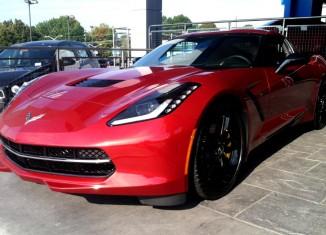How to Properly Break-In Your New 2014 Corvette Stingray
