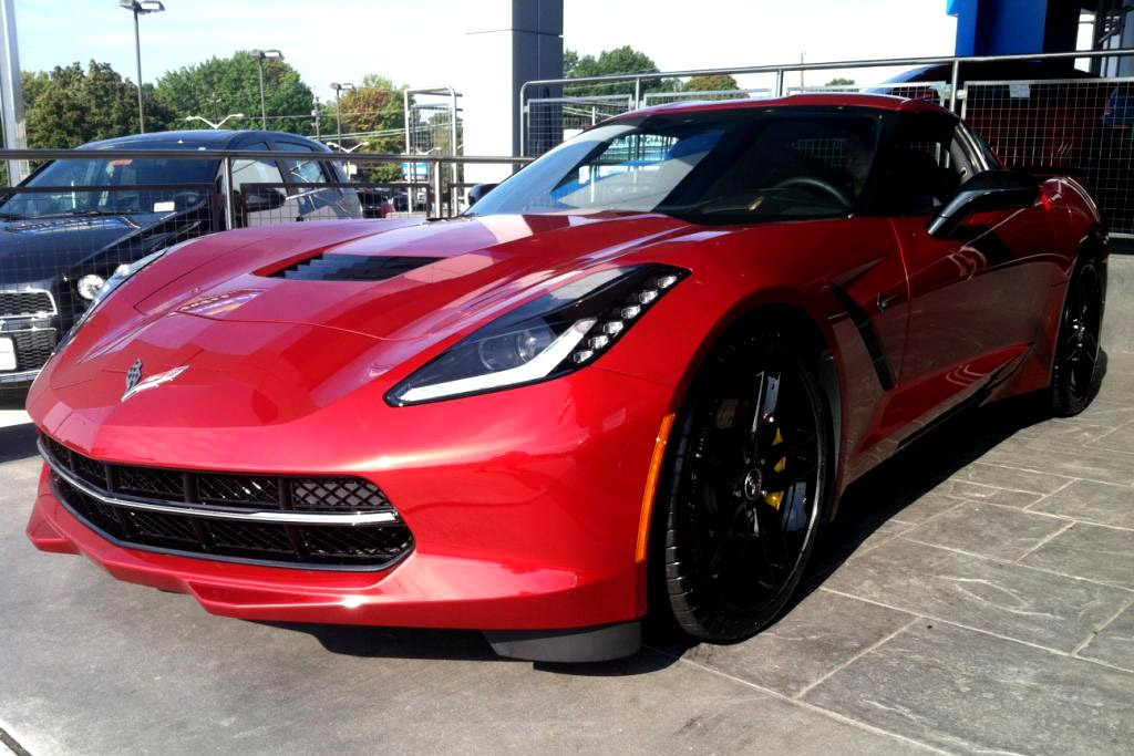 How to Properly Break-In Your New 2014 Corvette Stingray