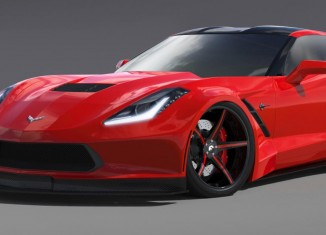 Forgiato Wheels Building a Widebody C7 Corvette Stingray for SEMA