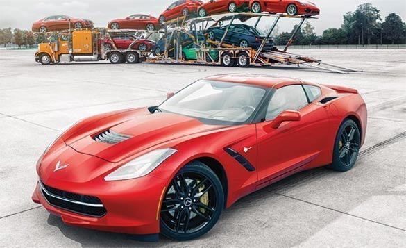 "Car and Driver Names 2014 Corvette Stingray to its ""10Best"" List"