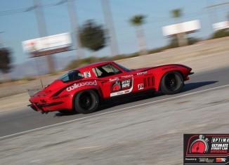 Brian Hobaugh and his 1965 Corvette Win the 2013 Optima Ultimate Street Car Invitational