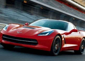 Download the 2014 Corvette Stingray Brochure