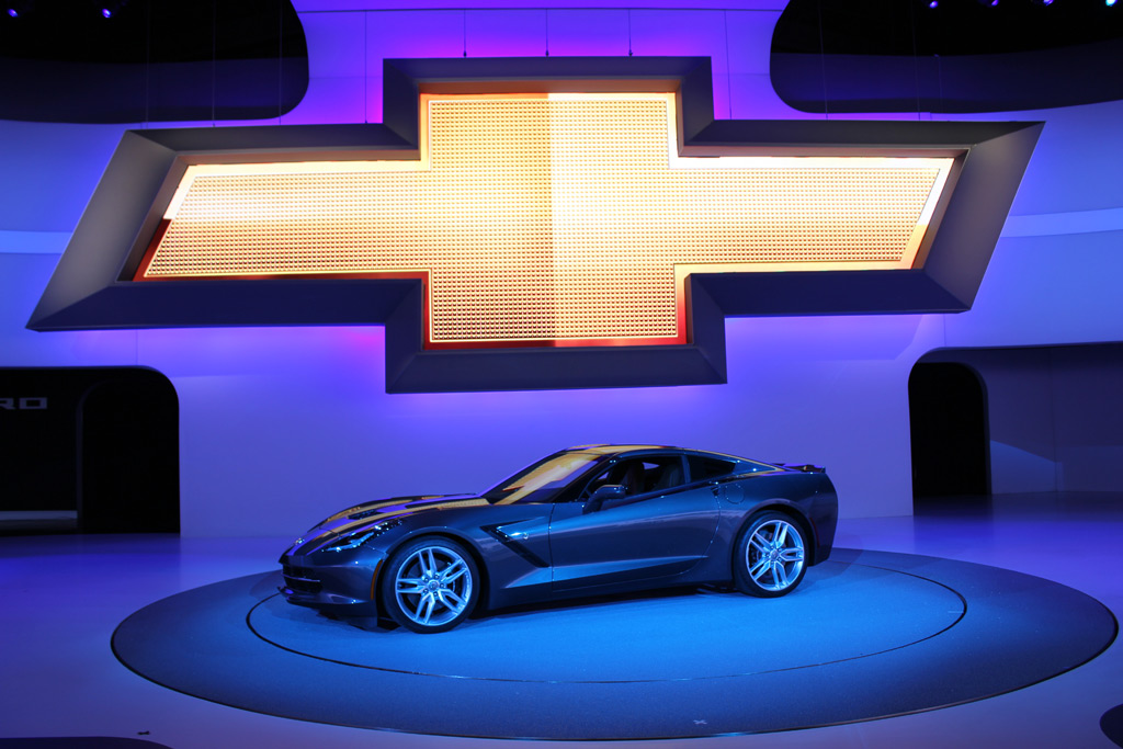 [VIDEO] Watch the Chevrolet Vehicle Reveals Live from the 2013 SEMA Show