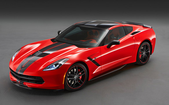 Chevrolet Reveals Its 2014 Corvette Stingray Concepts for SEMA