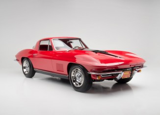 "1967 ""Crown Jewel"" Corvette L88 to be Offered by Barrett-Jackson in Scottsdale"
