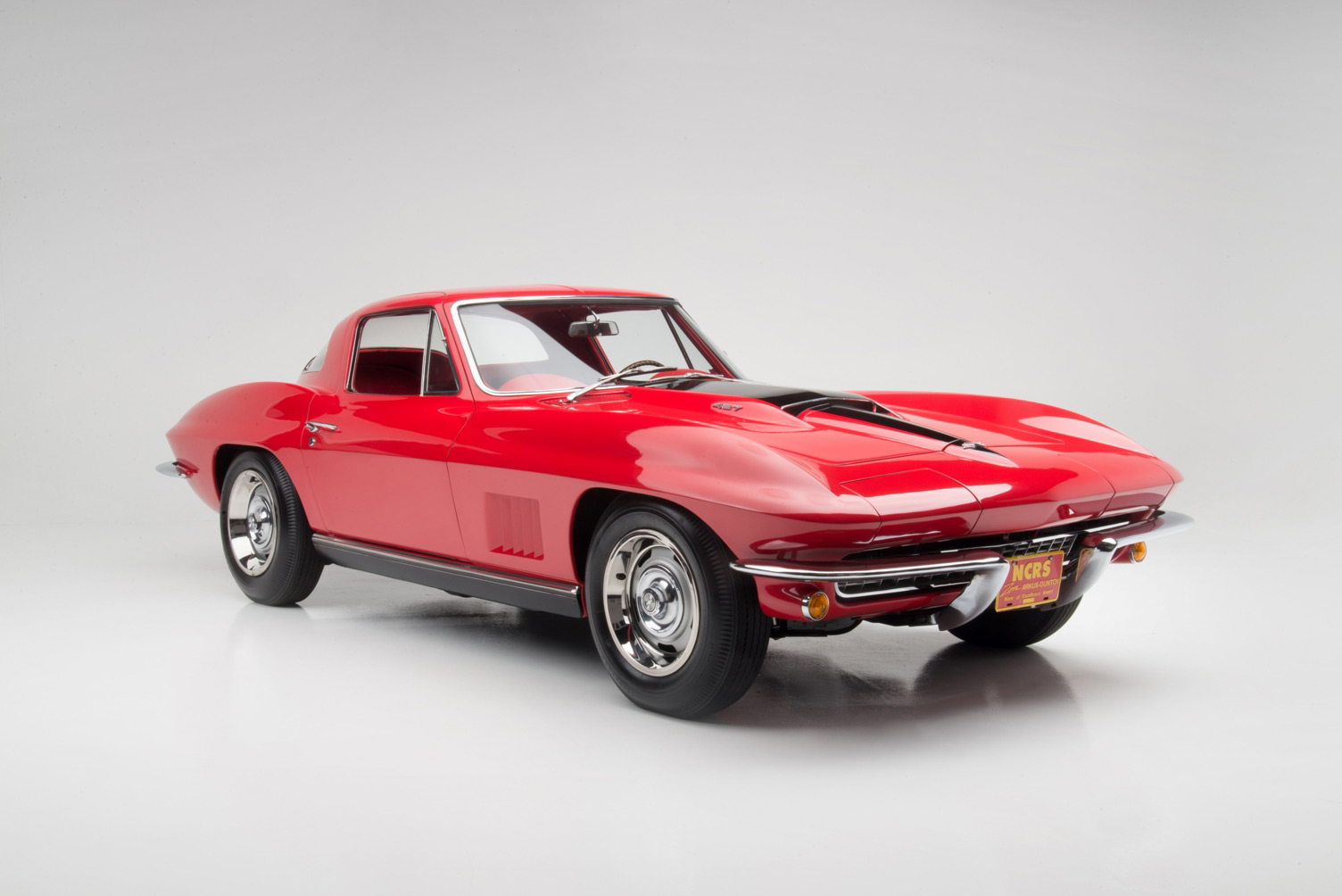 "1967 ""Crown Jewel"" Corvette L88 to be Offered by Barrett ..."