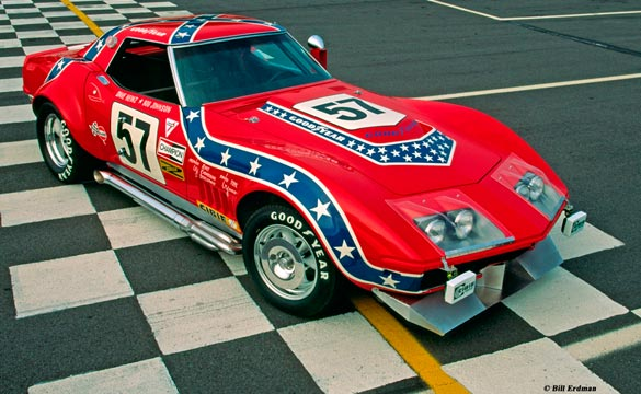"Legendary 1969 ""Rebel"" L88 Corvette Racer For Sale at Barrett-Jackson's Scottsdale Auction"
