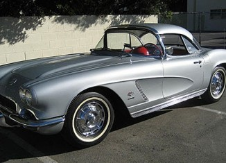 Corvette Auction Preview: Mecum Anaheim 2013