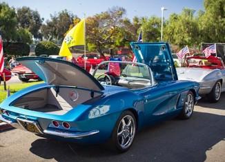[PICS] November Corvette Show Honors Vets