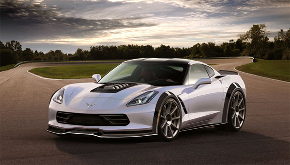 Callaway Announces Package and Pricing for 2014 Callaway Corvette SC610