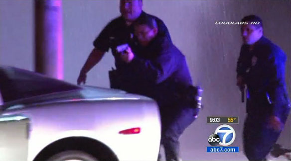 [VIDEO] C6 Corvette Driver Shot and Killed after Leading LA Police in Hour Long Chase