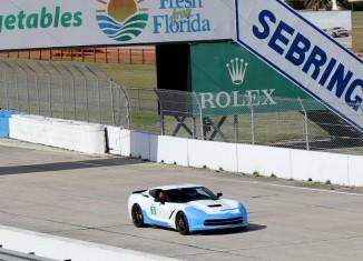 [VIDEO] Instructor Brutally Drives His 2014 Corvette Stingray at Sebring