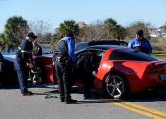 Another C6 Corvette Driver Shot and Killed by Police