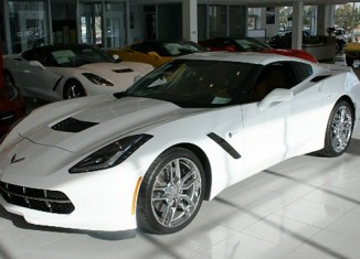 Recap of 2013's Monthly Corvette Sales