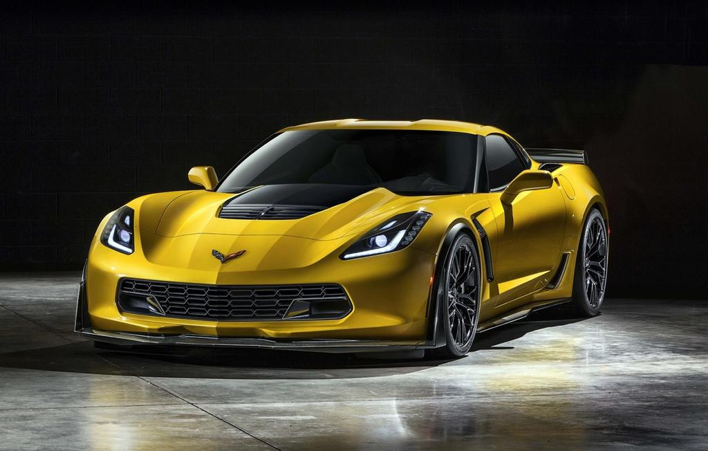 Introducing the 2015 Corvette Z06