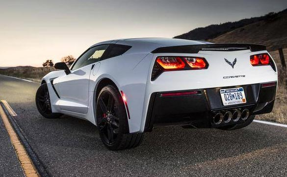 2014 Corvette Stingray Leads New Canadian Performance Car of the Year Vote