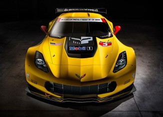 [PICS] Introducing the New Corvette Racing C7.R GT Le Mans Racecar