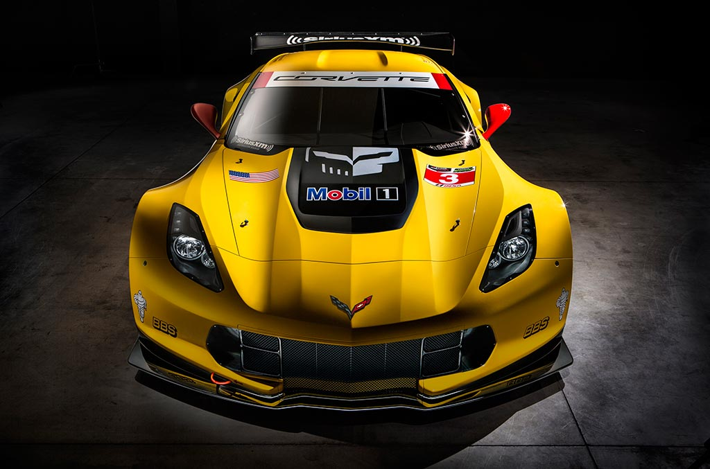 [PICS] Introducing the New Corvette Racing C7.R GT Le Mans Racecar