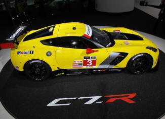 [PICS] The Corvette C7.R Racecar on the Floor at NAIAS