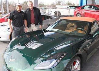 [VIDEO] Criswell Corvette's Mike Furman Delivers His 3,000th Corvette