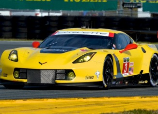 Corvette Racing at Daytona: Mixed Bag in First Qualifying for Corvette C7.R