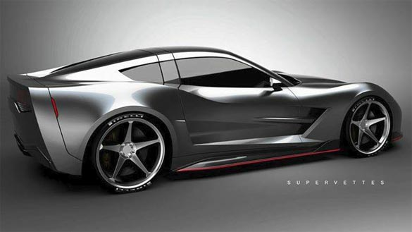 Supervettes Unveils SV8.R Conversion Kits for C6 and C7 Corvettes
