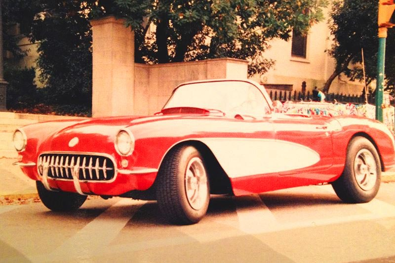 [STOLEN] 1957 Corvette Stolen in Gainesville, GA - UPDATE: Recovered!