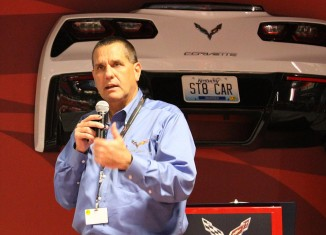 Corvette Assembly Plant Manager Dave Tatman Announces Plans to Retire From GM