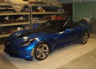 Corvettes on Craigslist: $95K 2014 Corvette Stingray Premiere Edition Coupe