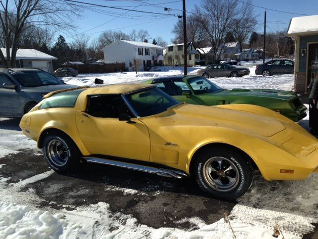 Greenwood Corvette C4 >> Corvettes on eBay: 1975 Corvette Greenwood Sport Wagon - Corvette: Sales, News & Lifestyle