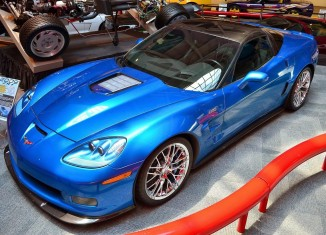 These are the Eight Corvettes that Fell into the Corvette Museum's Sinkhole