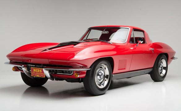The Top 11 Corvettes of the January 2014 Auctions
