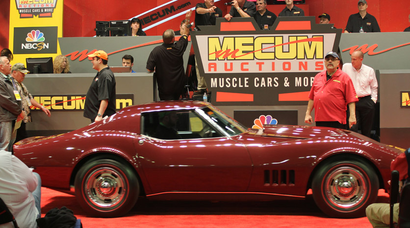 [VIDEO] NBCSports Goes Behind the Scenes with Mecum Prime