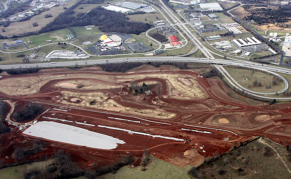 NCM Motorsports Park Gets OK for Development Plan