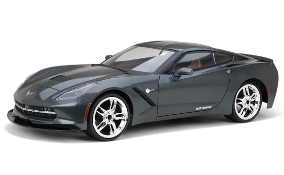 The Evolution of the New Bright Toys Corvette Stingray