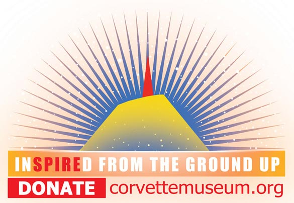 Donate Now to the National Corvette Museum