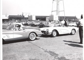 [PIC] Throwback Thursday: NCCC Visits the Corvette Assembly Plant in St. Louis