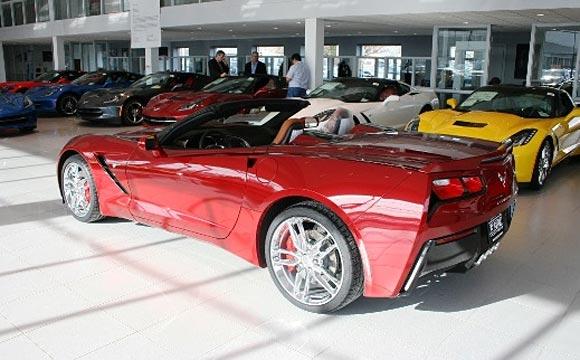 February 2014 Corvette Sales
