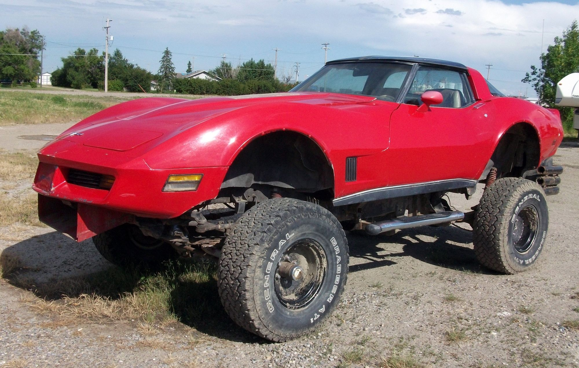 [GALLERY] Corvettes Destined for Greater Heights (33 Corvette photos)