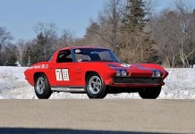 Mecum Offering the 1963 711 Corvette Racer Which Appeared in an Elvis Movie at its Houston Auction