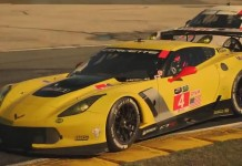 [VIDEO] Corvette Racing at the 2014 Rolex 24 Hours at Daytona