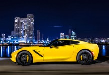 Corvette Stingray is One of Three Finalists for World Performance Car of the Year Award