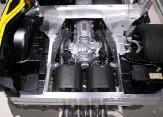 A Closer Look at the 8-Speed Automatic for the 2015 Corvette Z06