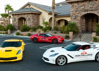 Chevrolet and Ron Fellows Offering New Corvette Stingray Course at Spring Mountain
