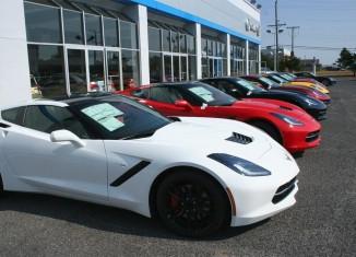 March 2014 Corvette Sales